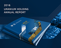 Annual Report of ARMZ