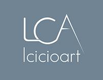 L. Cicio Art Logo
