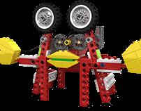 LEGO WeDo models