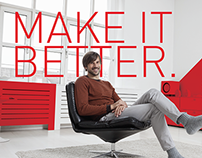 Lectra Furniture Awareness Campaign - Concepts