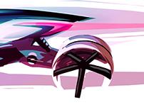 CAR DESIGN PORTFOLIO from Augustin BARBOT