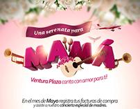 Serenata para mamá - C.C. Ventura plaza
