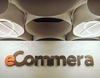 Office interior design - eCommera / Isobar Commerce