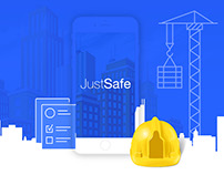 Construction task management mobile app