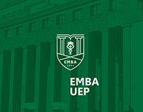 Executive MBA Study Programme // Logo design