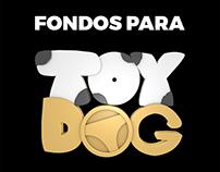 Fondos para Toy Dog: la serie