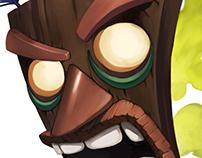 mask!!