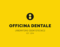 OFFICINA DENTALE [Brand identity]