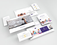 Website UX Design, MZen Yoga & Pilates Studio