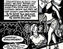 Don't Hate Me Cause I'm Shapely (comic)