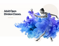 Dance WordPress Theme - Pirouette Studio for Dances