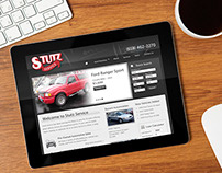 Stutz Service website