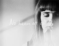 Joana Espadinha - No Harm at All