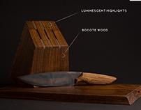 Rainier Kitchen Set