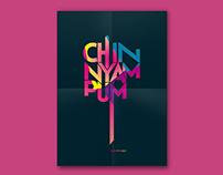 CHIN, NYAM, PUM