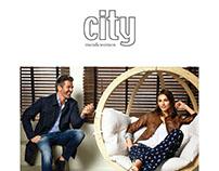Commercial for City Men&Women