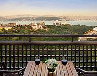 Hilton Istanbul Bosphorus Hotel Photography