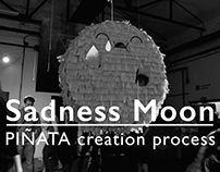 SADNESS MOON / PINATA creation process