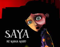 Saya 2d Game (Thesis Project)