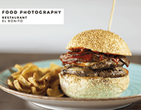 Food Photography for El Bonito