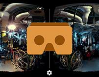 Virtual Reality Tour - HMCS Haida