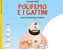 """""""Polifemo e i gattini"""" Eli La Spiga Edizioni"""