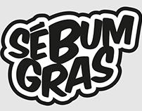 Sébum Gras - logo et EP