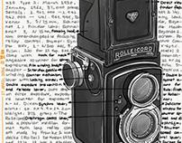 Burger Sketch Diary: April,2016~