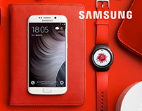 Samsung Mobile Retouching
