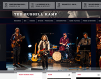 Ted Russell Kamp - musician, producer