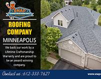 Roofing Company Minneapolis