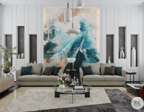 Living Room Interior KW #1