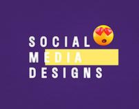 Resala Training Center -Social Media Designs