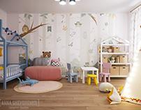 Kids room / детская комната