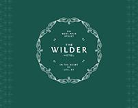 The Wilder Hotel | Branding & Identity