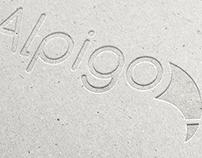 Alpigo branding