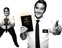 The Book of Mormon - Oslo
