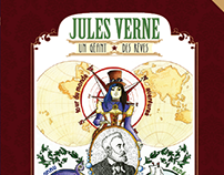 Layout for Jules Verne's book 2014