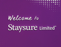 Staysure Office Branding