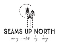 SEAMS UP NORTH: logo design