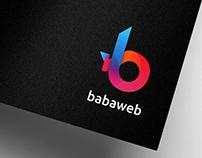 Babaweb | Redesign du logo