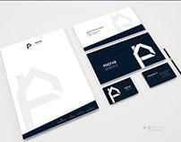 Prefab Service - Brand Identity