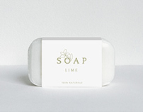Package design for soap