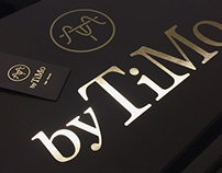 byTiMo Visual Identity