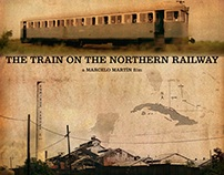 THE TRAIN ON THE NORTHERN RAILWAY