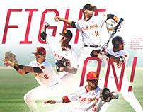 2016 USC Baseball Poster