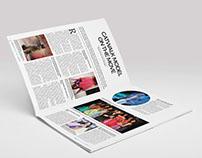 Free Various Magazine Template