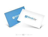 Minute Jar — logo & brand identity design