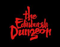 The Edinburgh Dungeon - Teaser campaign