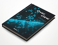 Photos and cover art for skeyes' book 'Overview'